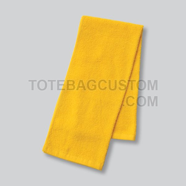 Handuk Sport – Kuning