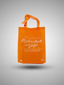 Tote Bag Pengganti Kantong Plastik yang Ramah Lingkungan